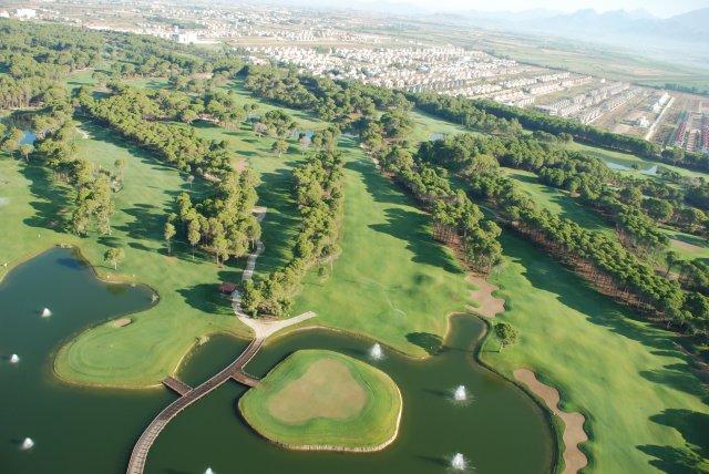 Golfurlaub Mit Greenfee