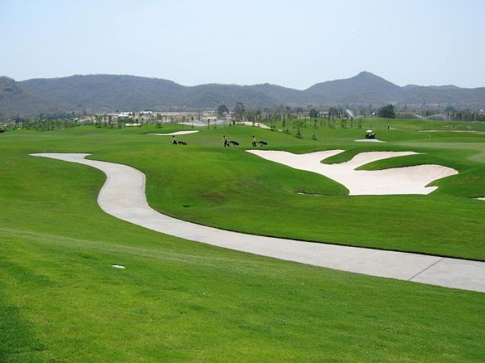 Palm Hills, Black Mountain, Royal Hua Hin
